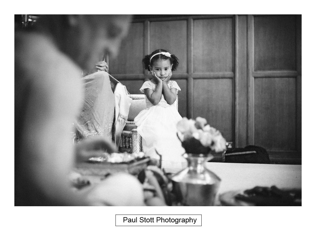 Indian wedding ceremony oxford town hall 006 - Wedding Photography Oxford Town Hall - Christian and Radhika