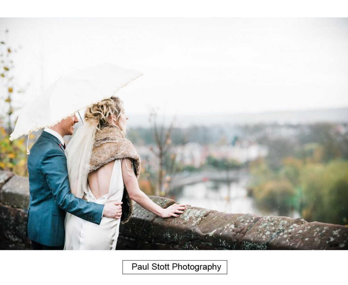Wedding Photography Shrewsbury Castle – Aprille and Steven