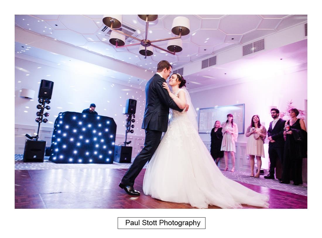 dancing wotton house 001 - Wedding Photography Wotton House - Laura and Tim