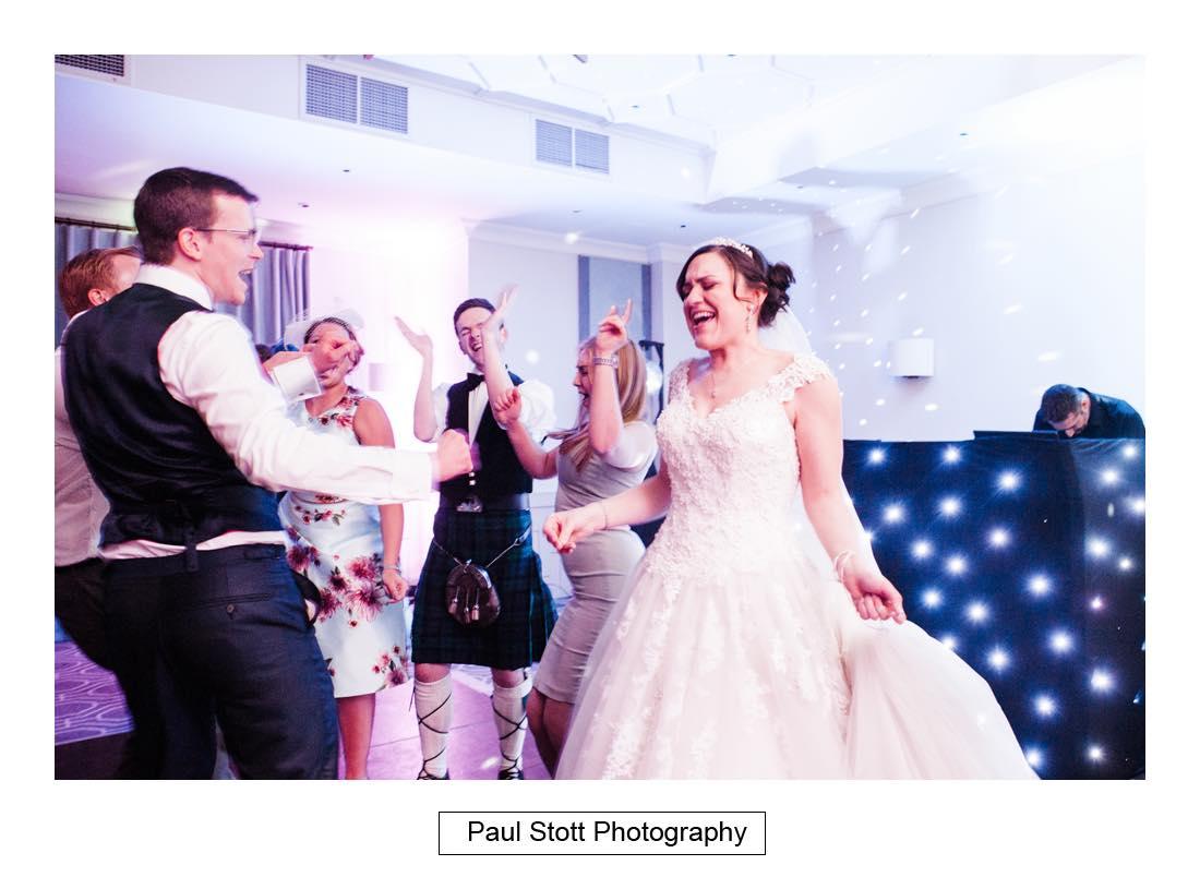 dancing wotton house 002 - Wedding Photography Wotton House - Laura and Tim