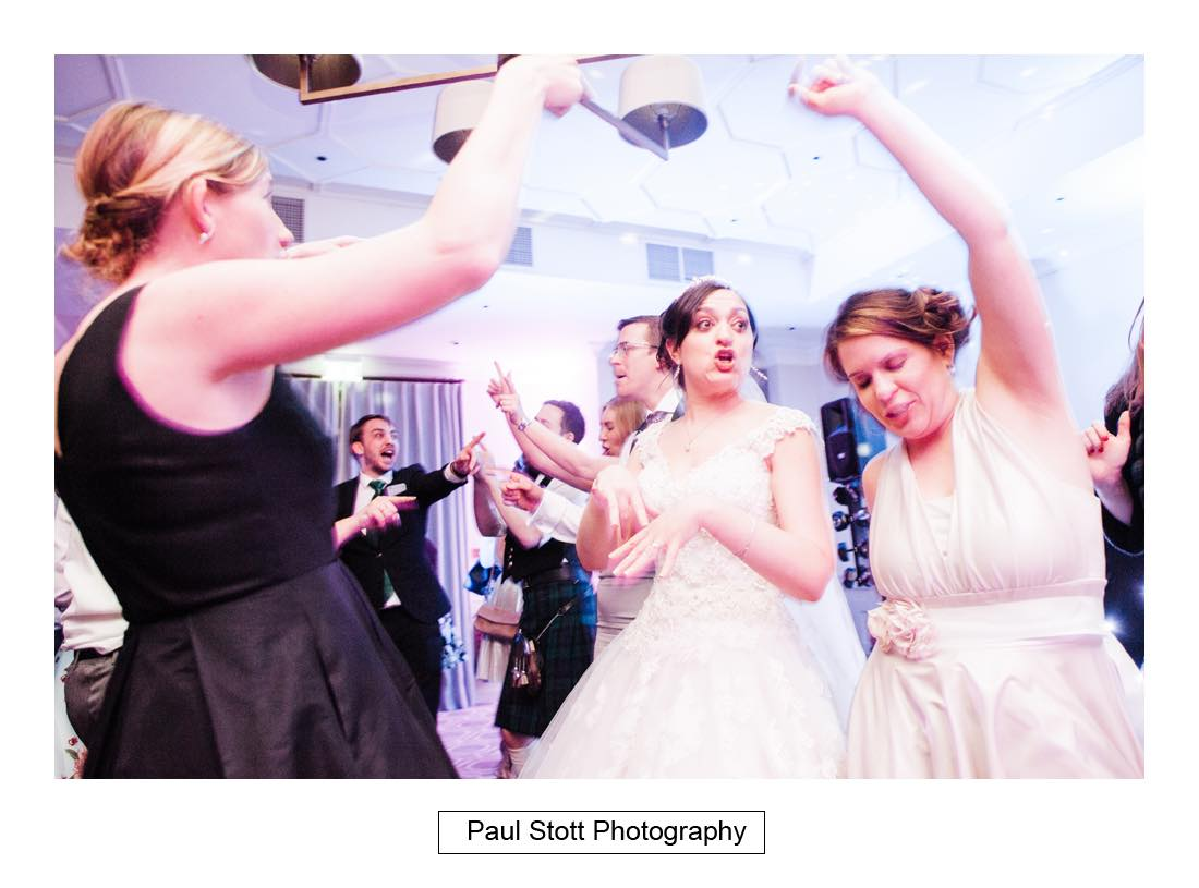 dancing wotton house 003 - Wedding Photography Wotton House - Laura and Tim
