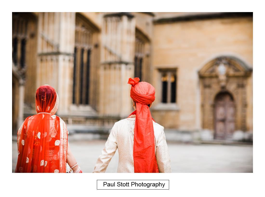 indian wedding photography 002 - Wedding Photography Oxford Town Hall - Christian and Radhika