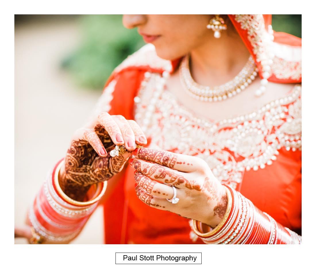 indian wedding photography 006 - Wedding Photography Oxford Town Hall - Christian and Radhika