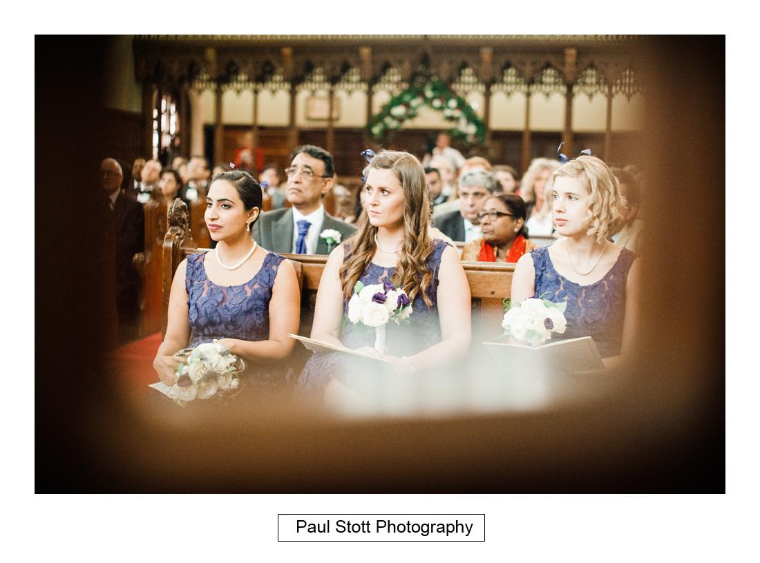 wedding ceremony oxford 003 - Wedding Photography Oxford Town Hall - Christian and Radhika