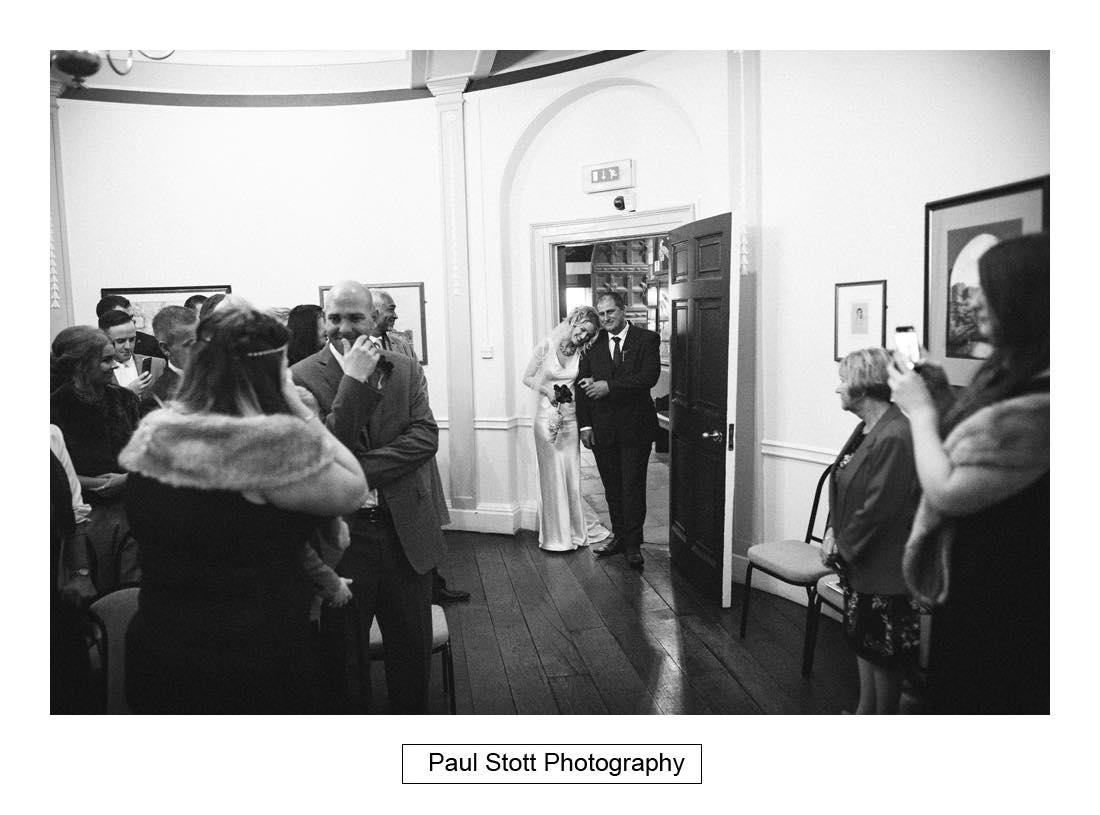 wedding ceremony shrewsbury castle 001 - Wedding Photography Shrewsbury Castle - Aprille and Steven