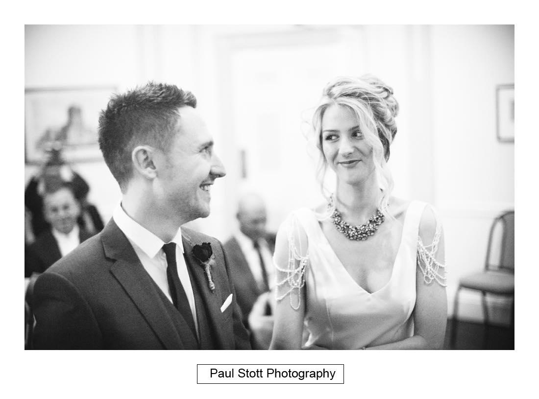 wedding ceremony shrewsbury castle 002 - Wedding Photography Shrewsbury Castle - Aprille and Steven