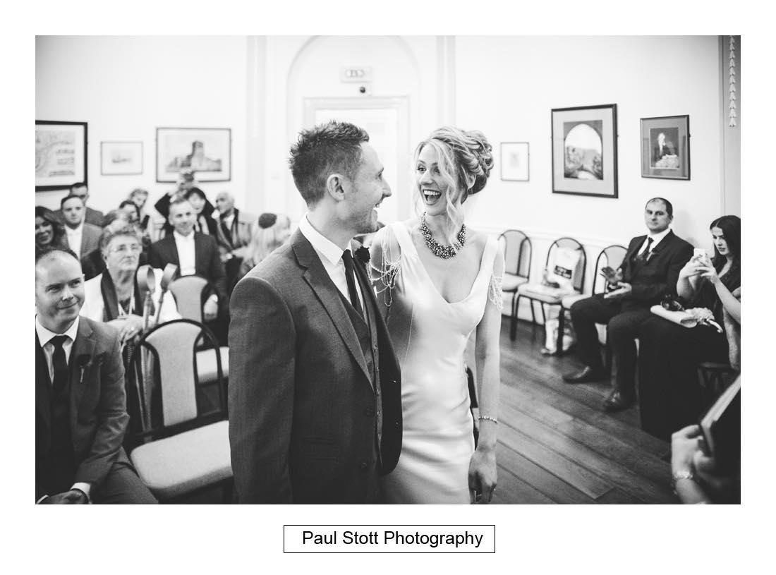wedding ceremony shrewsbury castle 003 - Wedding Photography Shrewsbury Castle - Aprille and Steven