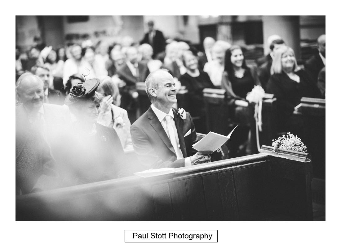 wedding ceremony st martins dorking 003 - Wedding Photography Wotton House - Laura and Tim