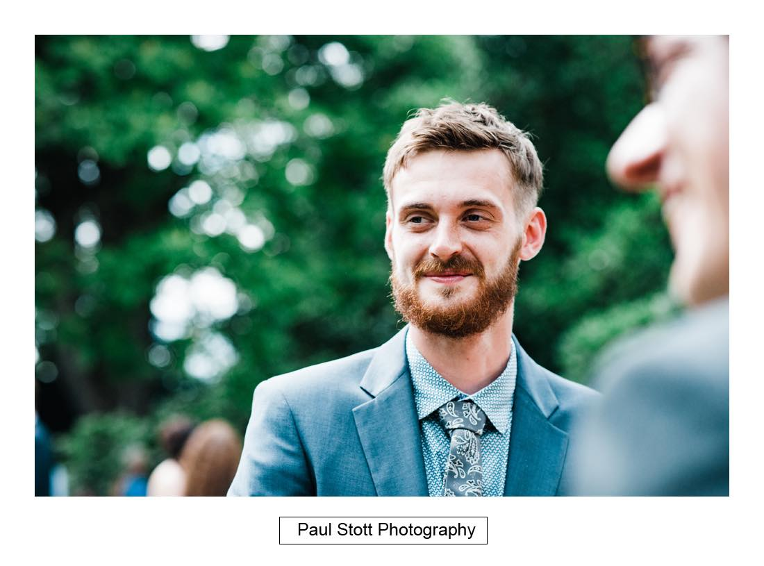 wedding guests 001 - Wedding Photography Capel Manor - Zaineb and Jonny