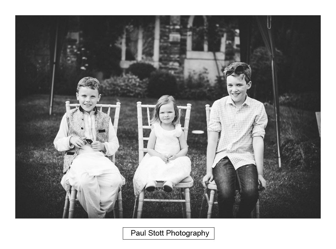 wedding guests 009 - Wedding Photography Capel Manor - Zaineb and Jonny