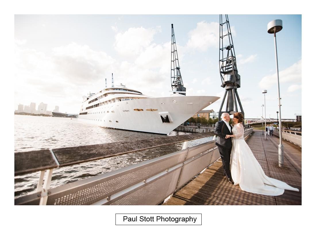 wedding photography sunborn yacht 001 2 - Sunborn Yacht Wedding Photography - Lisa and Steven
