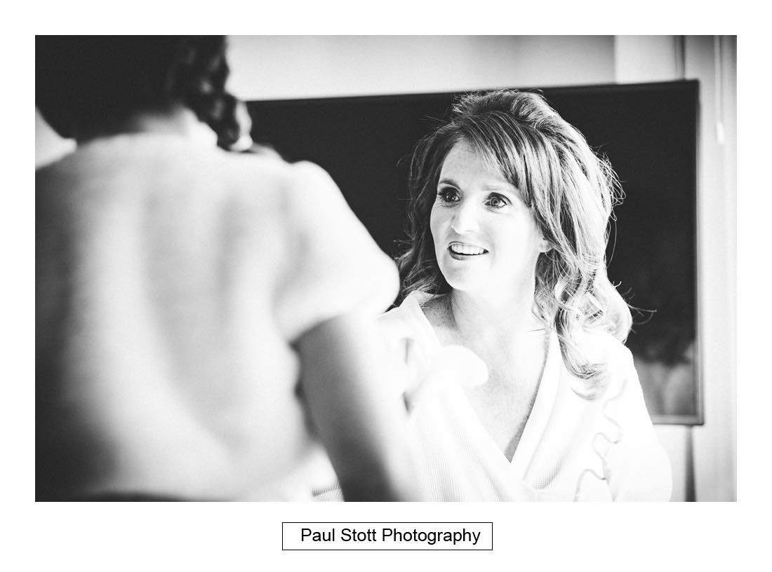 wedding preparation 008 2 - Sunborn Yacht Wedding Photography - Lisa and Steven