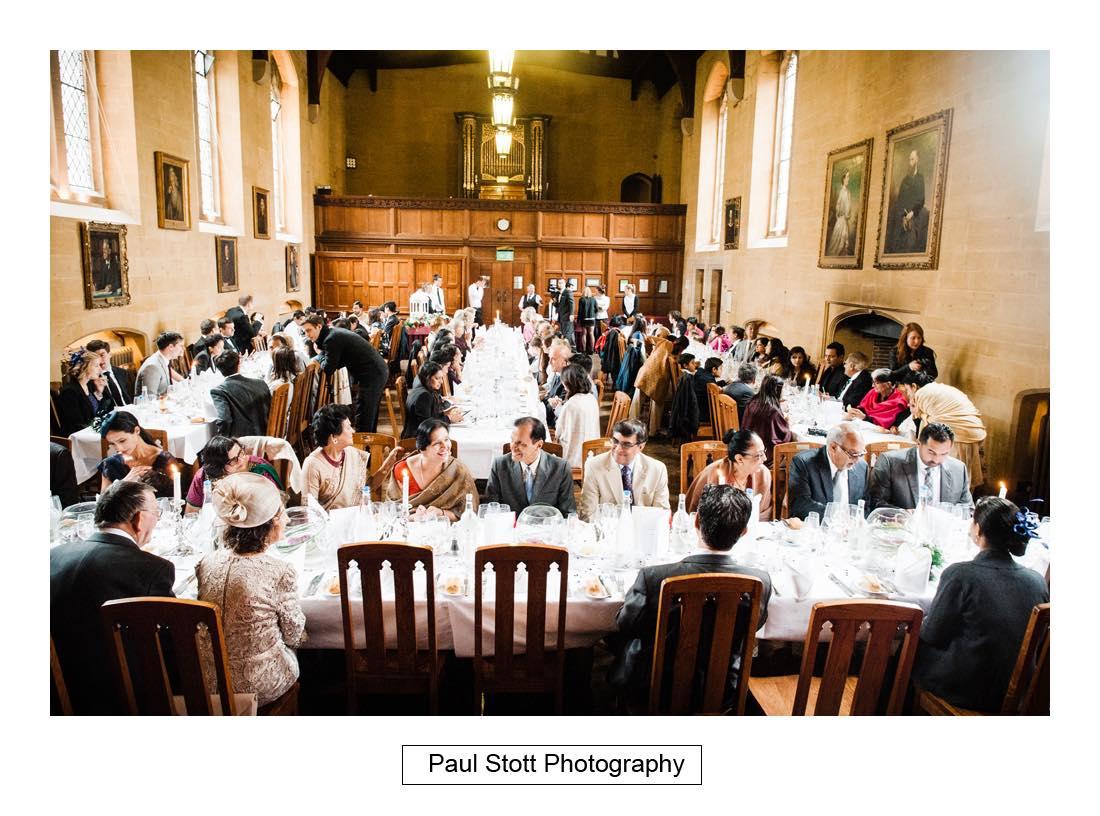 wedding speeches 001 3 - Wedding Photography Oxford Town Hall - Christian and Radhika