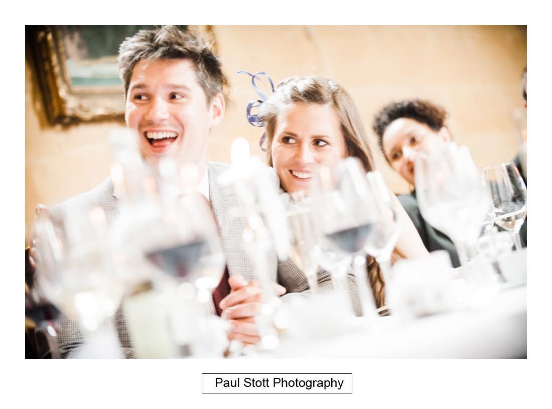 wedding speeches 002 3 - Wedding Photography Oxford Town Hall - Christian and Radhika
