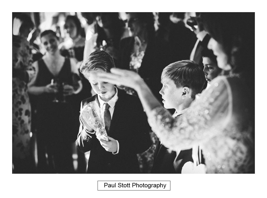 wedding speeches 003 2 - Sunborn Yacht Wedding Photography - Lisa and Steven