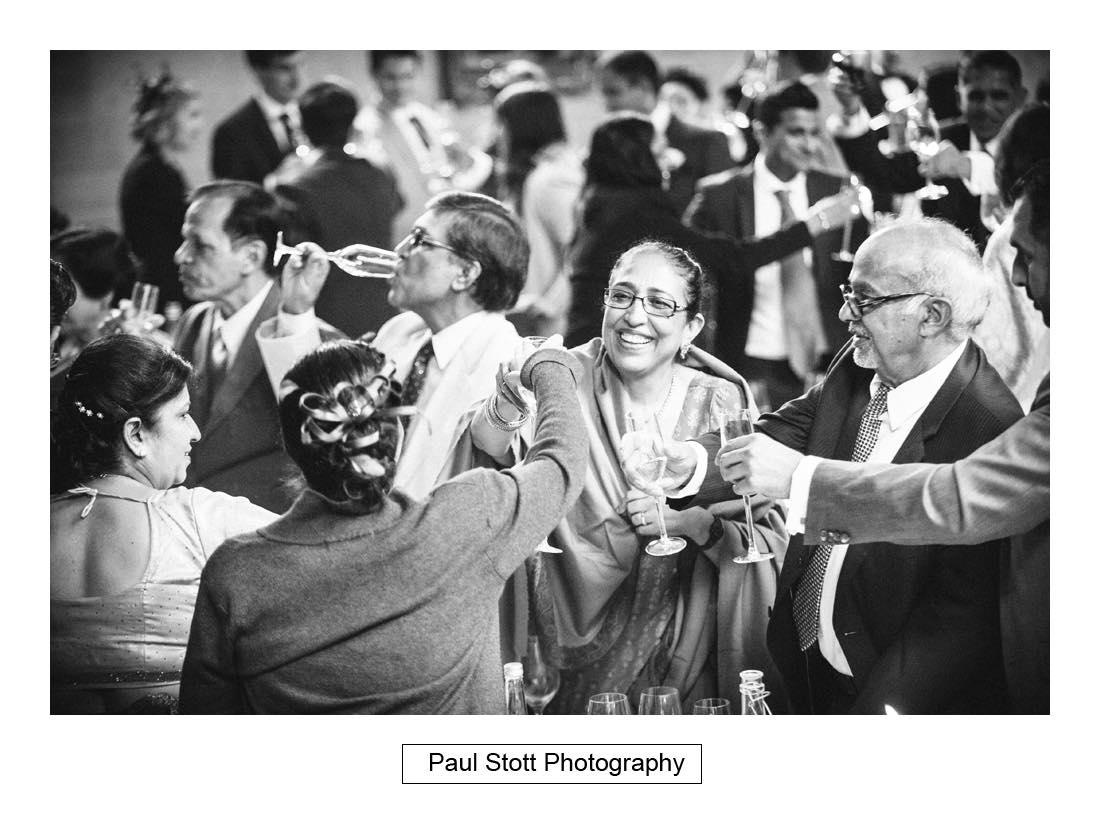 wedding speeches 004 3 - Wedding Photography Oxford Town Hall - Christian and Radhika