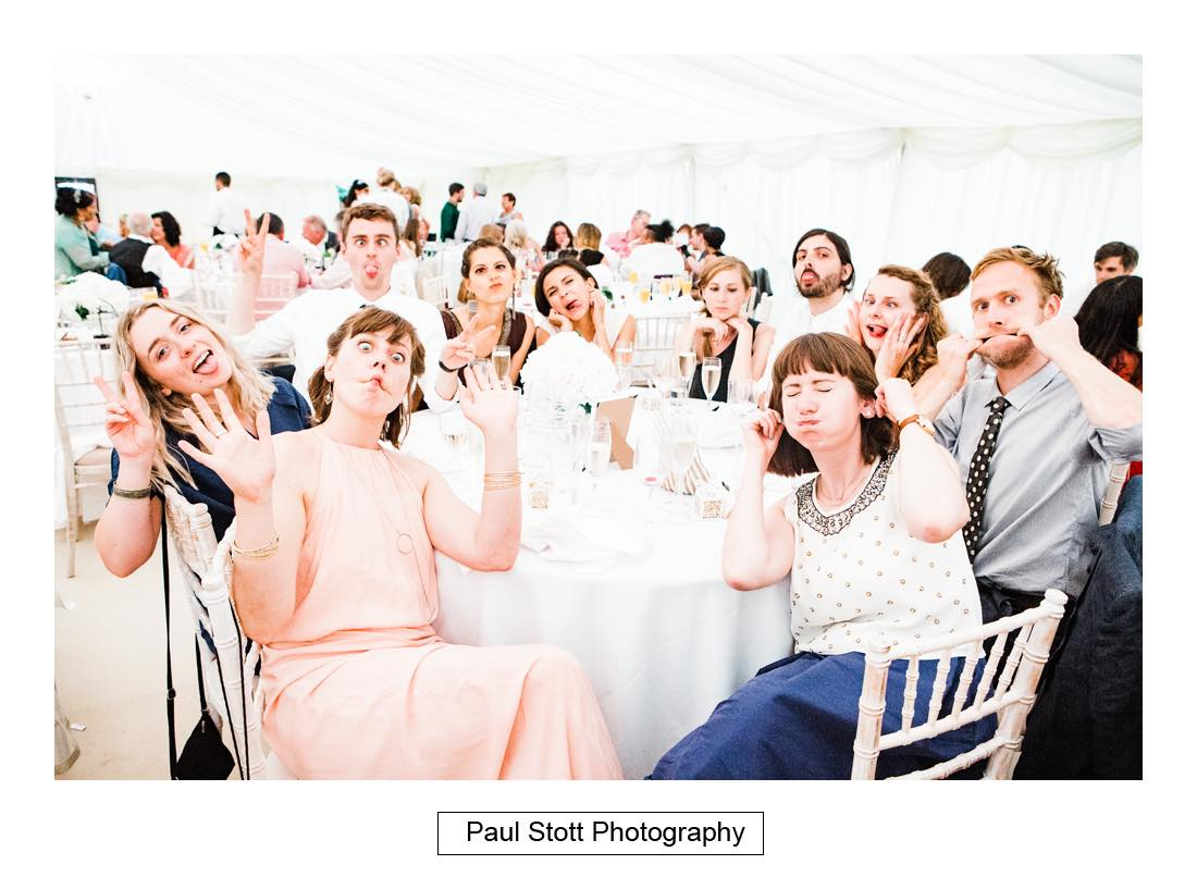wedding speeches capel manor 005 - Wedding Photography Capel Manor - Zaineb and Jonny
