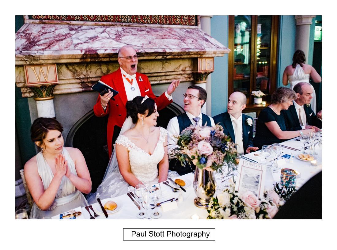 wedding speeches wotton house 001 - Wedding Photography Wotton House - Laura and Tim