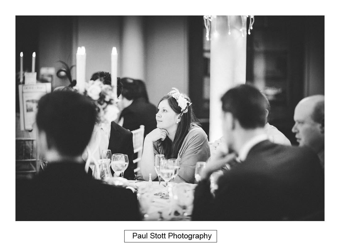 wedding speeches wotton house 002 - Wedding Photography Wotton House - Laura and Tim