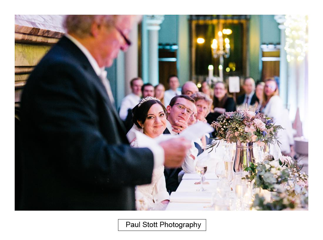 wedding speeches wotton house 003 - Wedding Photography Wotton House - Laura and Tim