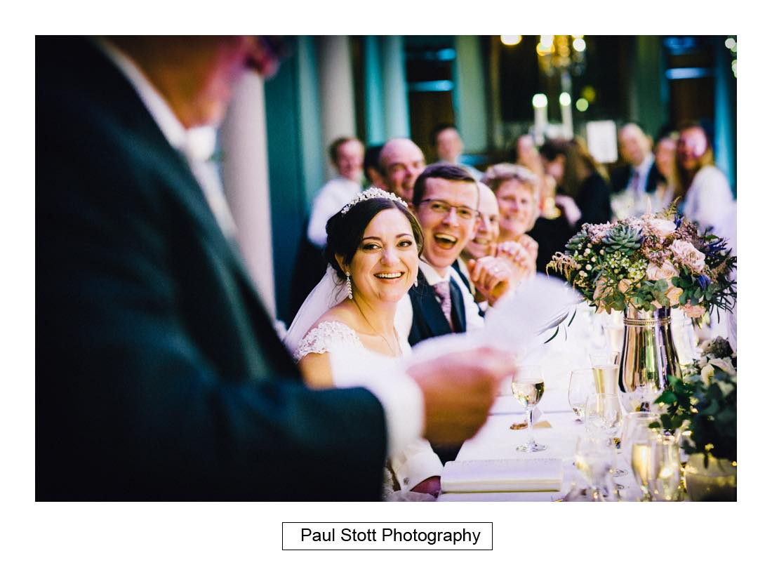 wedding speeches wotton house 005 - Wedding Photography Wotton House - Laura and Tim
