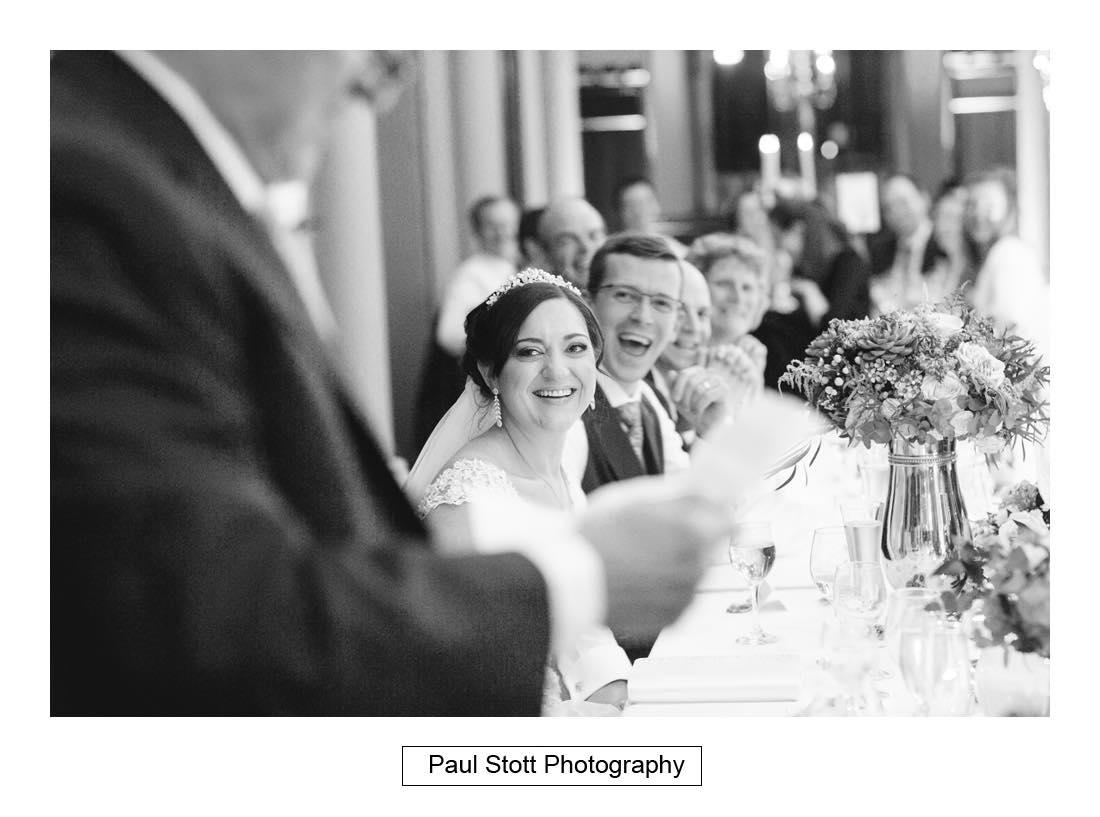 wedding speeches wotton house 006 - Wedding Photography Wotton House - Laura and Tim