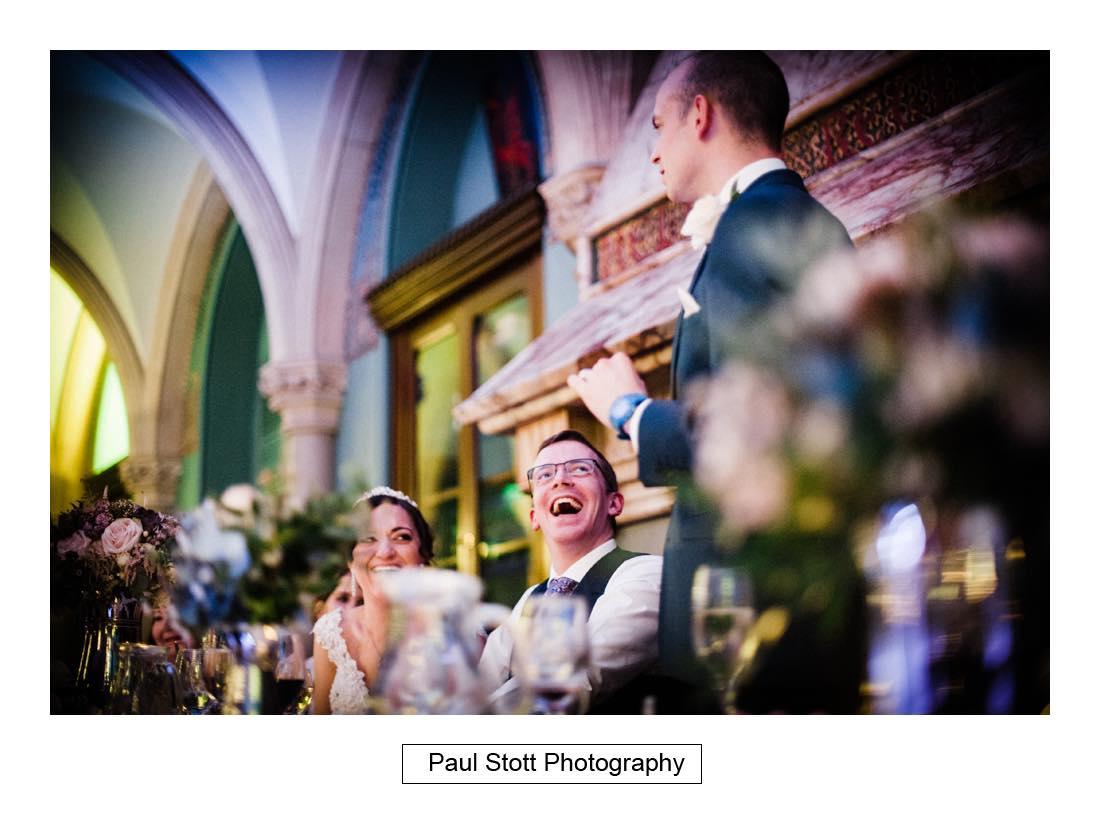 wedding speeches wotton house 007 - Wedding Photography Wotton House - Laura and Tim