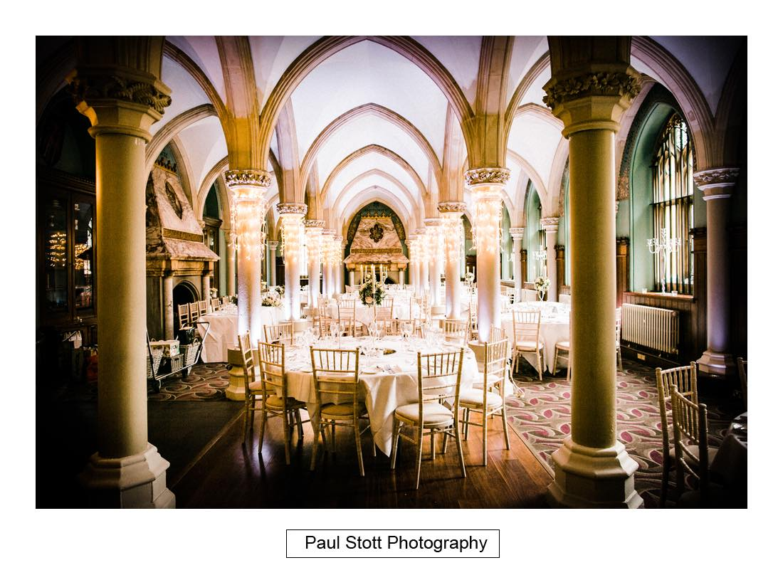 wotton house library - Wedding Photography Wotton House - Laura and Tim