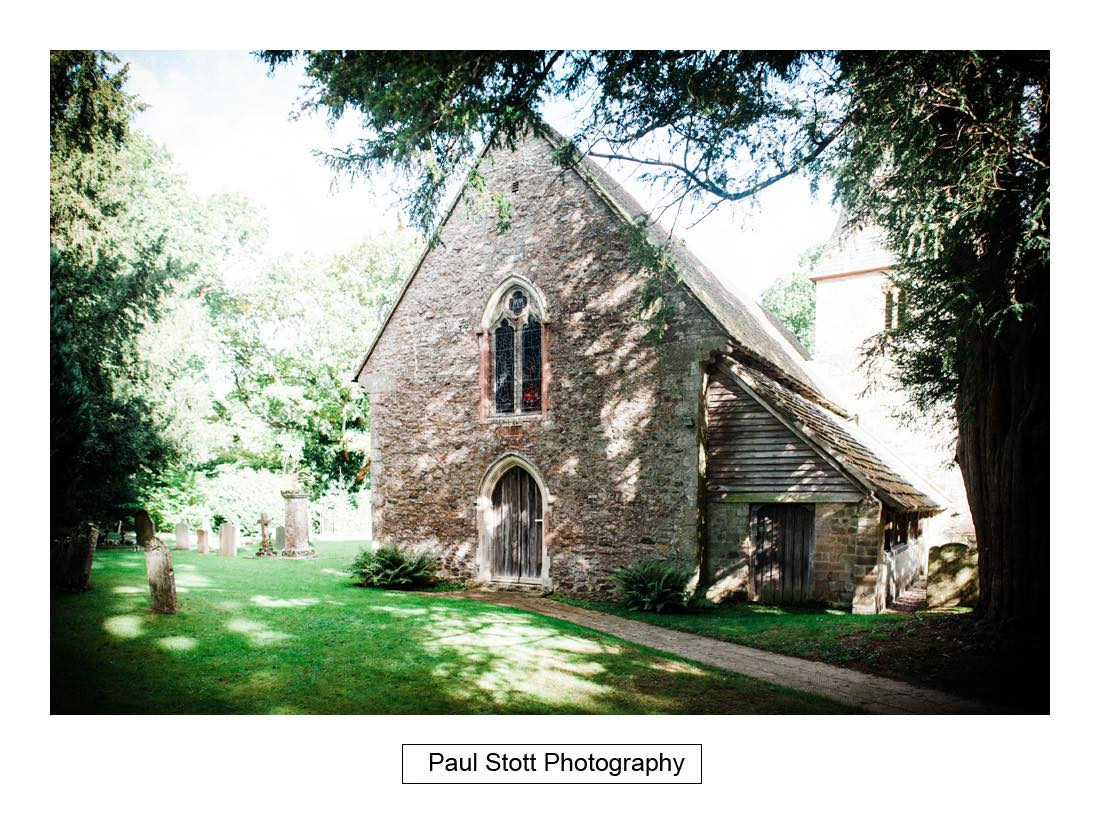 st laurence church lurgashall - Wedding Photography Bartholomew Barn
