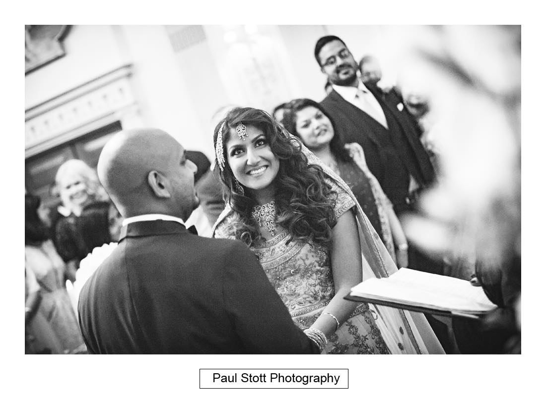 wedding ceremony plaisterers hall 001 - Wedding Photography Plaisterers Hall - Alvin and Zara