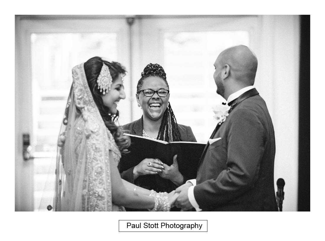 wedding ceremony plaisterers hall 002 - Wedding Photography Plaisterers Hall - Alvin and Zara