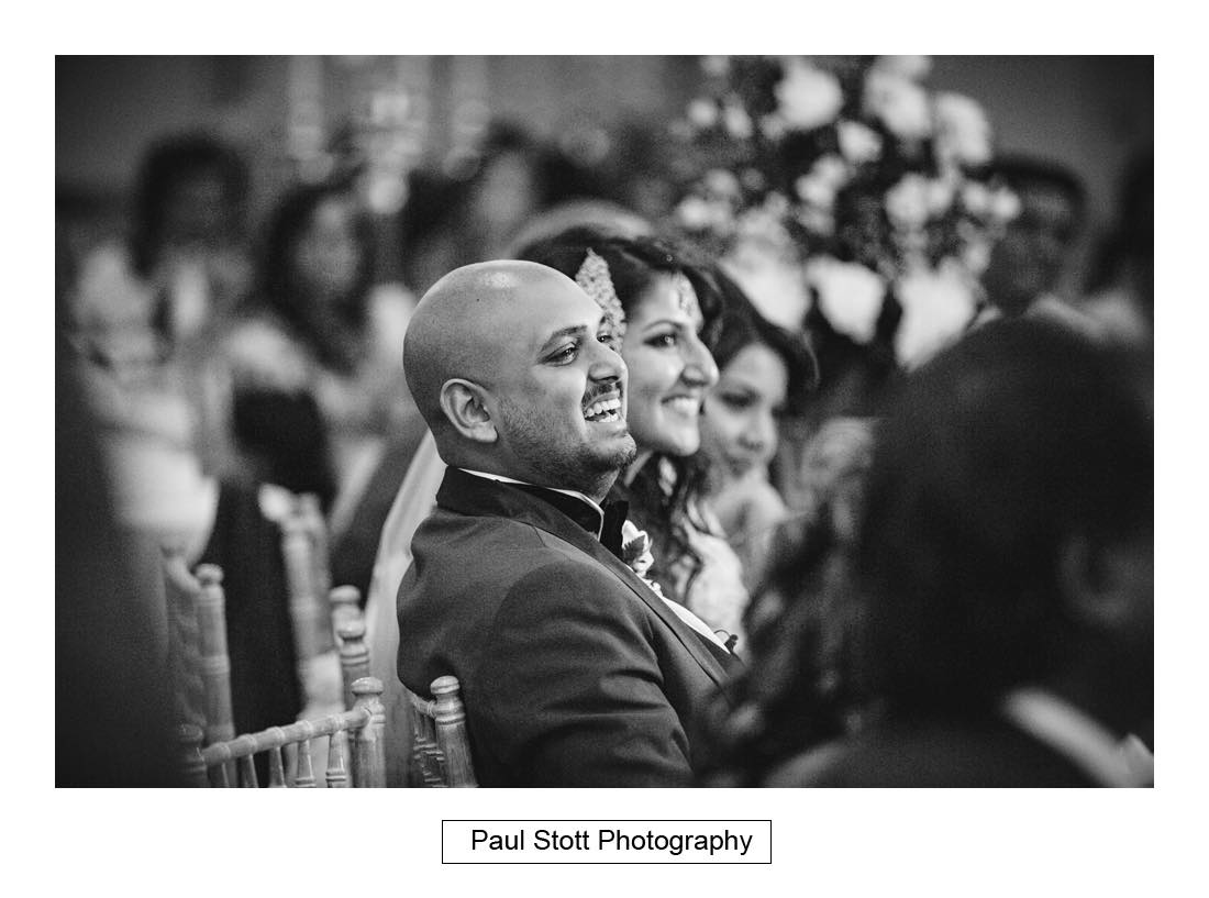 wedding guests 005 - Wedding Photography Plaisterers Hall - Alvin and Zara