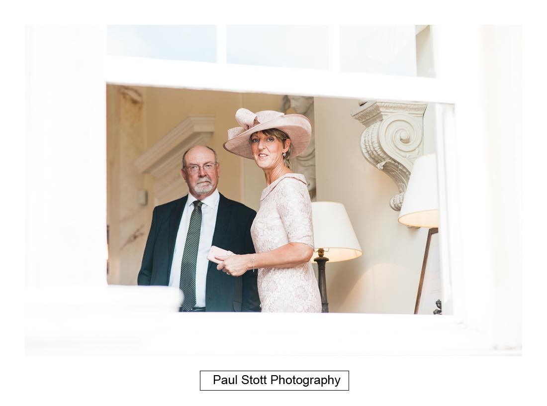 brides parents - Wedding Photography Botleys Mansion - Lucy and Phil