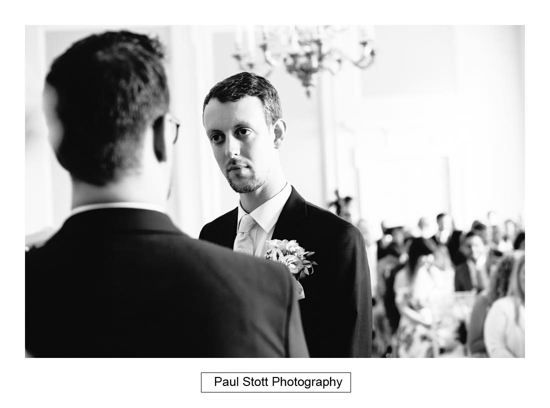 ceremony room botleys mansion 002 1 - Wedding Photography Botleys Mansion - Lucy and Phil