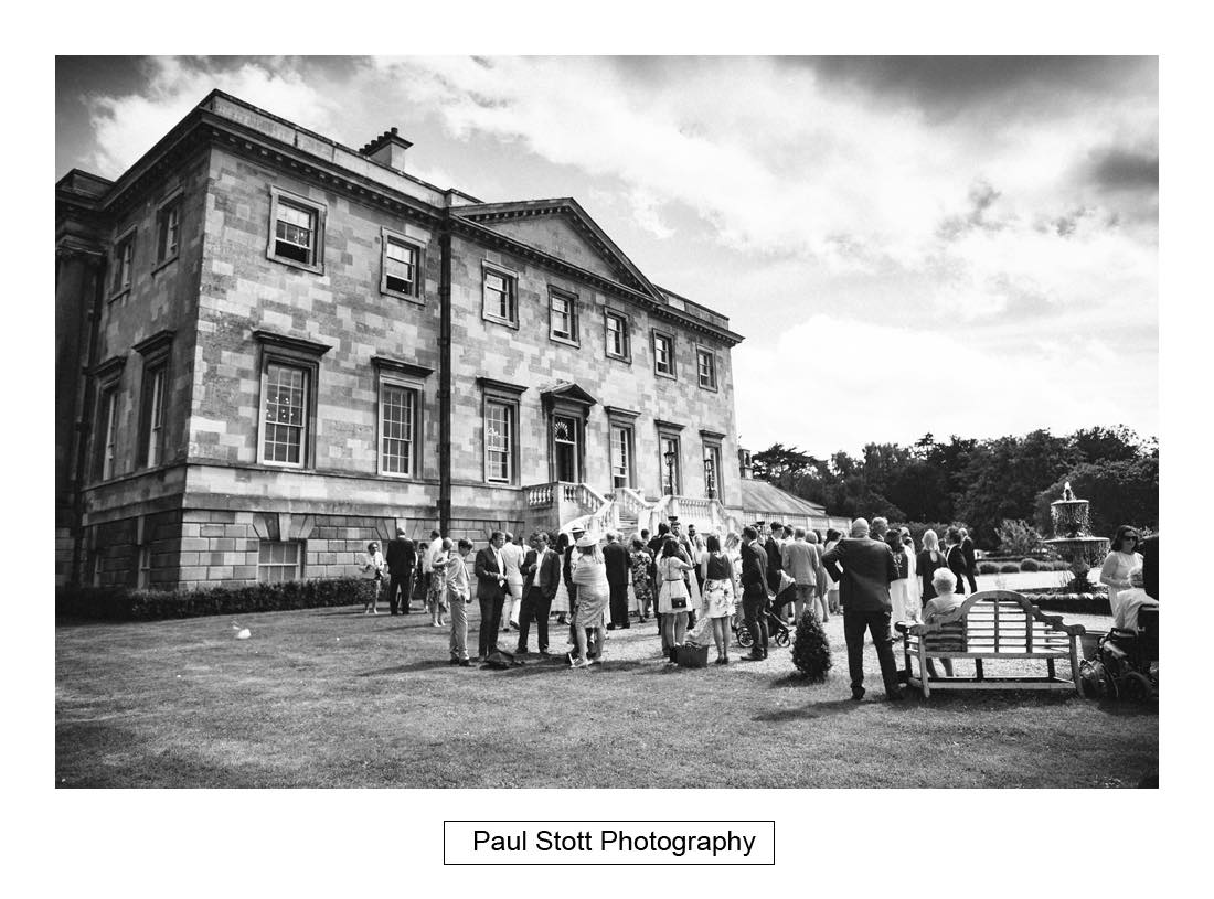 guests botleys mansion 1 - Wedding Photography Botleys Mansion - Lucy and Phil