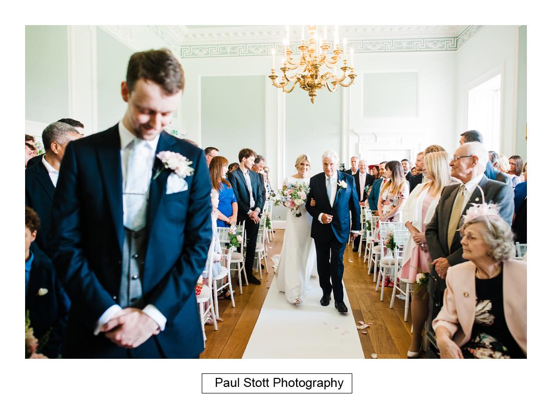 wedding ceremony botleys mansion 001 1 - Wedding Photography Botleys Mansion - Lucy and Phil