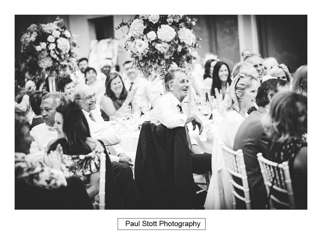 wedding speeches botleys mansion 006 1 - Wedding Photography Botleys Mansion - Lucy and Phil