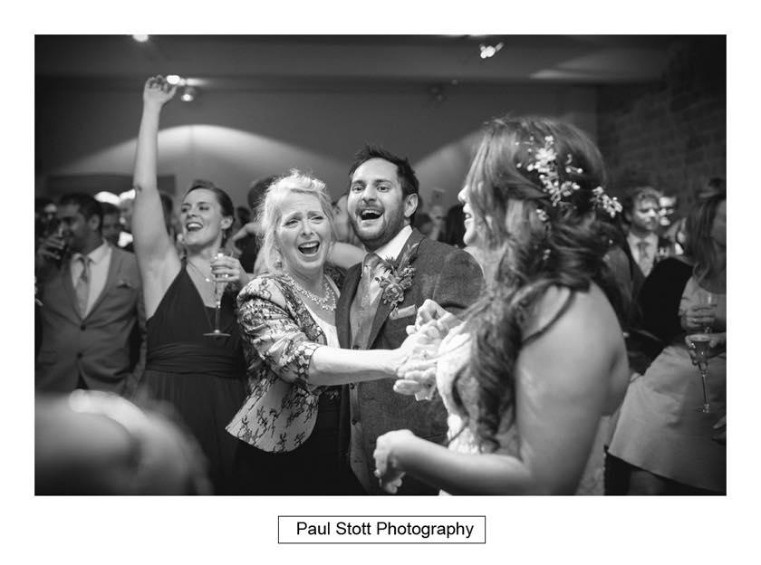 Wedding Dancing at Cowdray