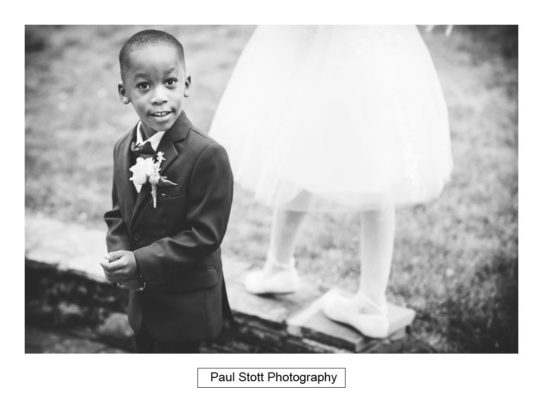 before ceremony 002 - Wedding Photography Russets Country House - Alisha and Oscar