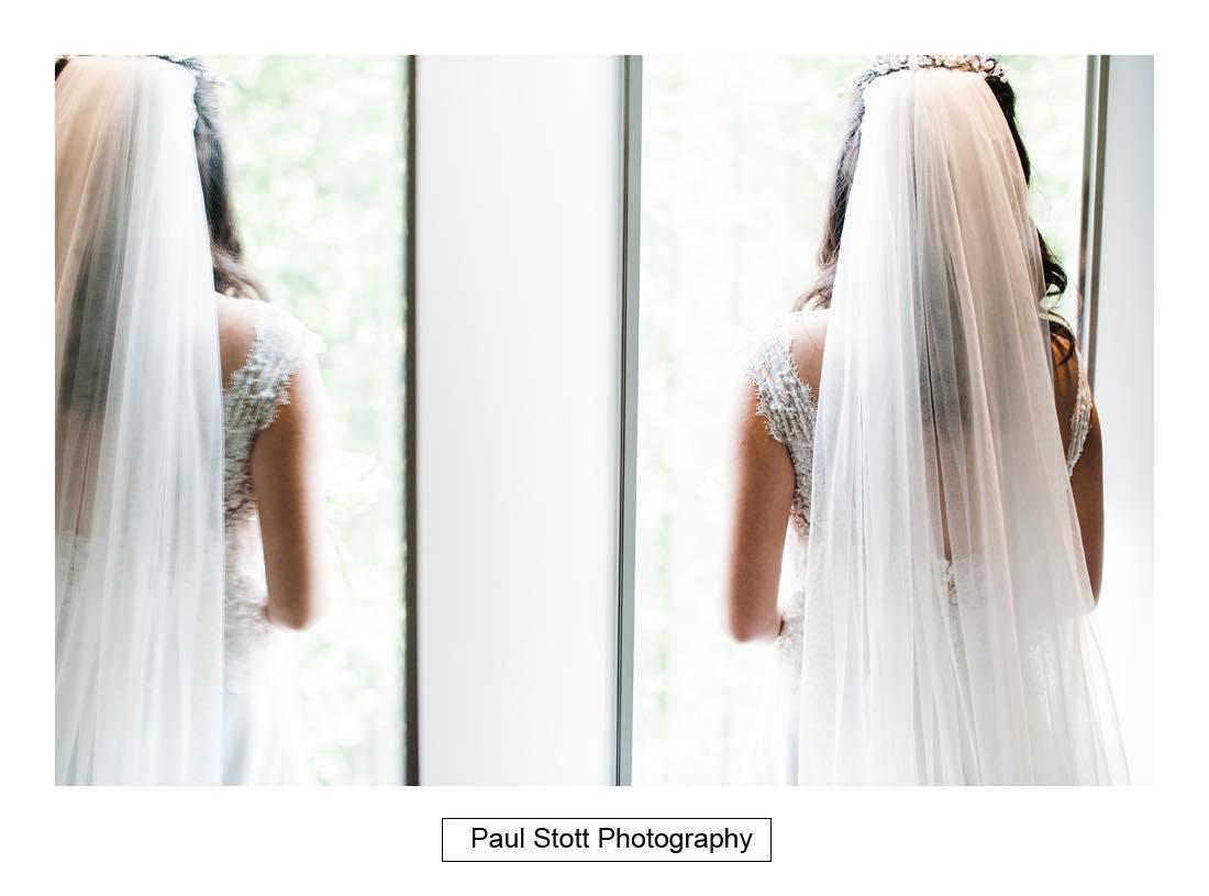 bridal portraits 003 - Wedding Photography Somerset House - Christina and Colin
