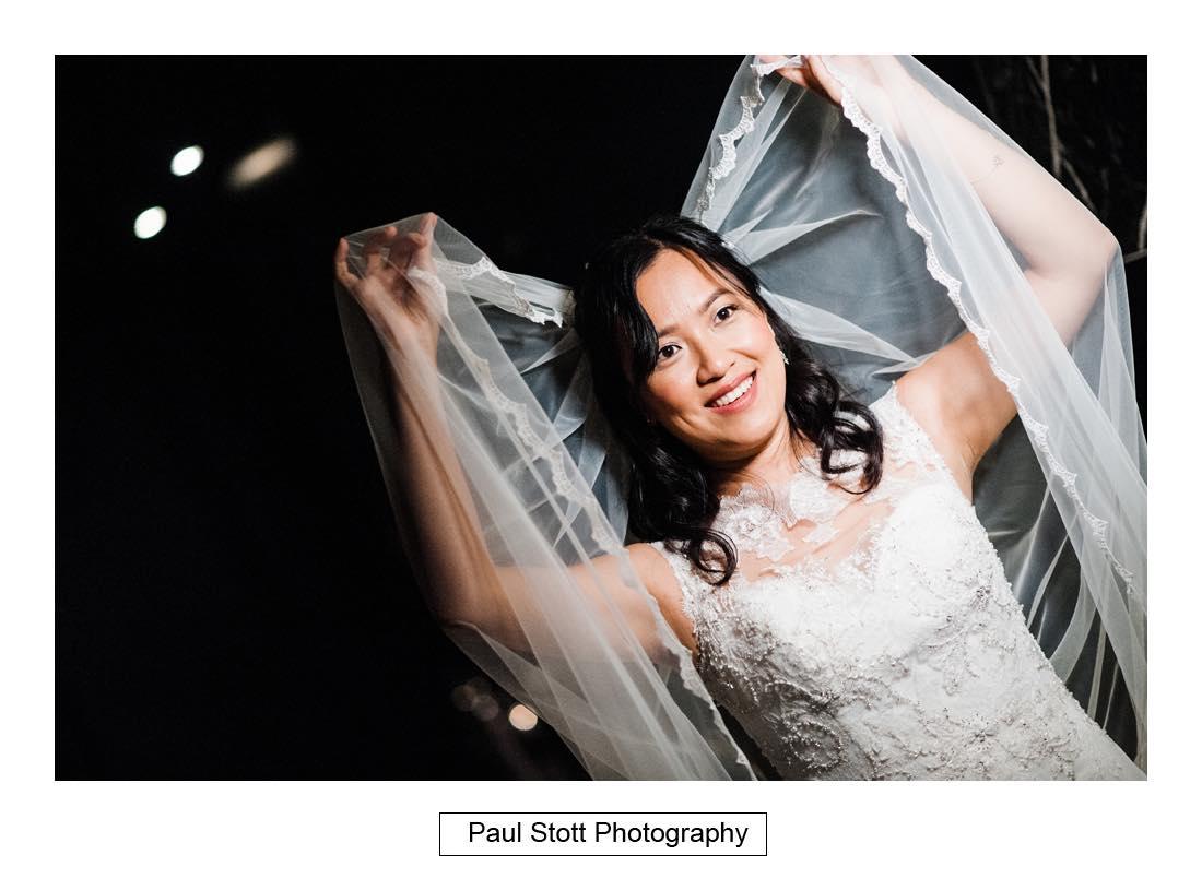bridal portraits 004 - Wedding Photography Somerset House - Christina and Colin
