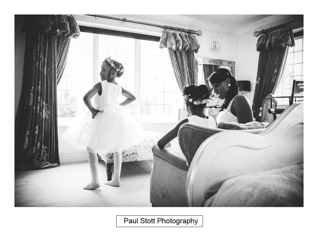 bridal preparation 008 1 - Wedding Photography Russets Country House - Alisha and Oscar