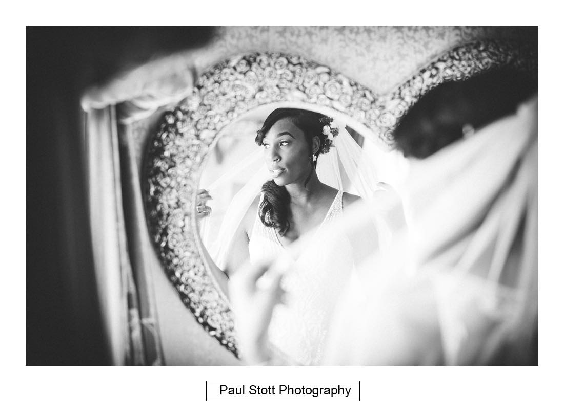 bridal preparation 012 1 - Wedding Photography Russets Country House - Alisha and Oscar