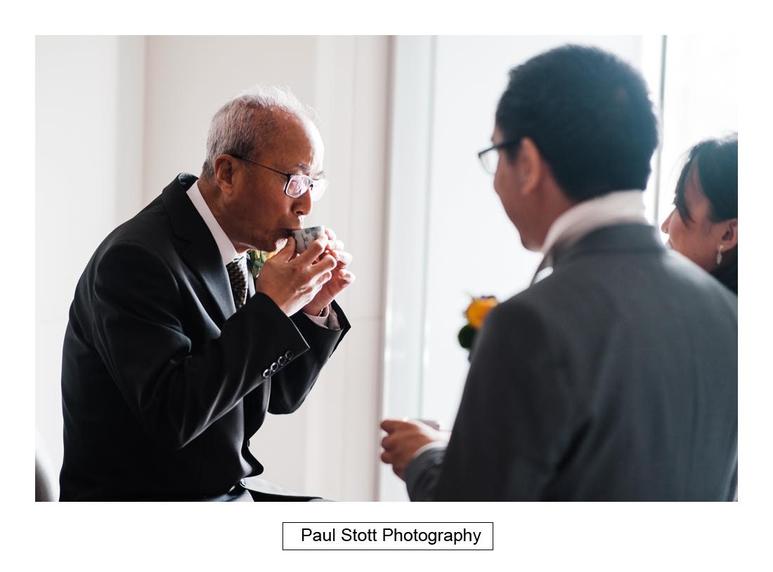 chinese tea ceremony 004 - Wedding Photography Somerset House - Christina and Colin