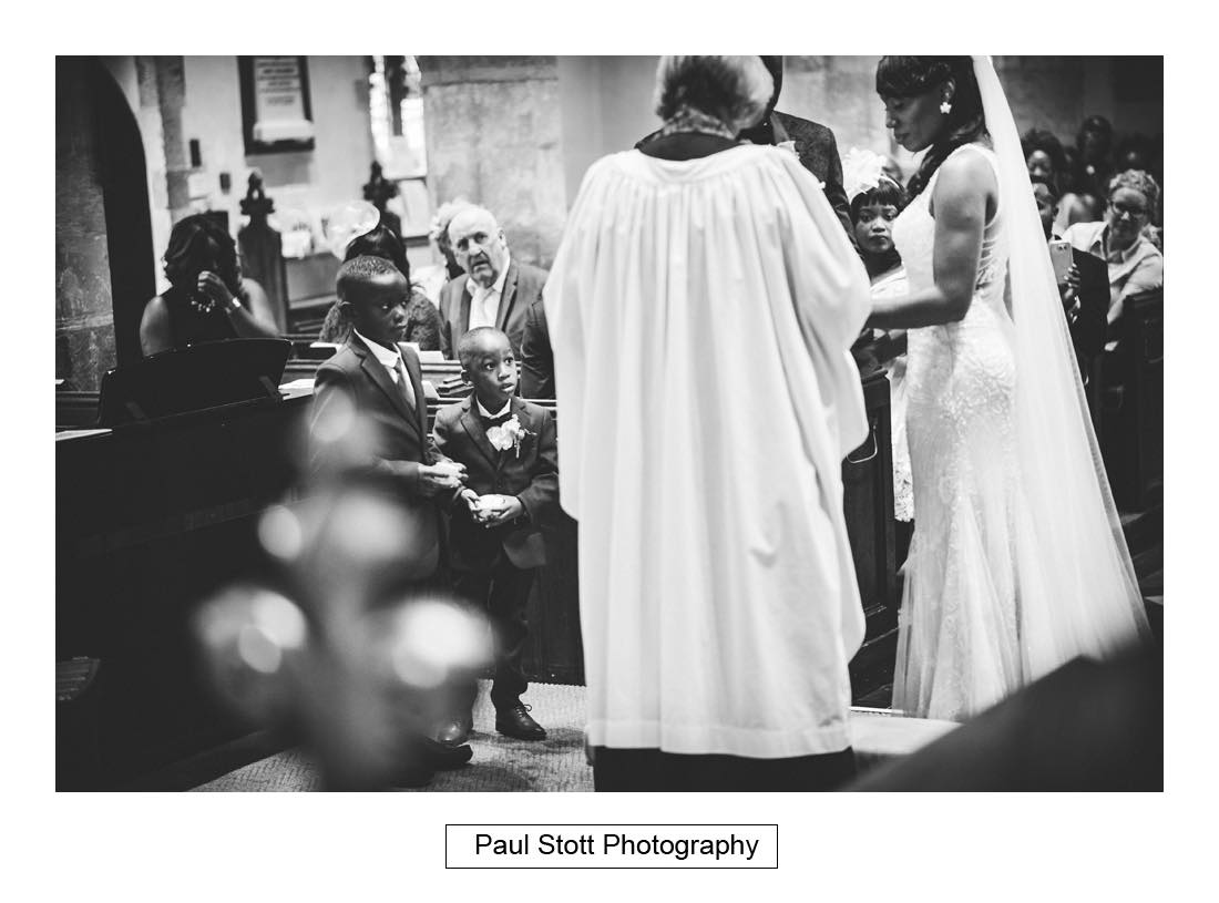 wedding ceremony chiddingfold 003 1 - Wedding Photography Russets Country House - Alisha and Oscar