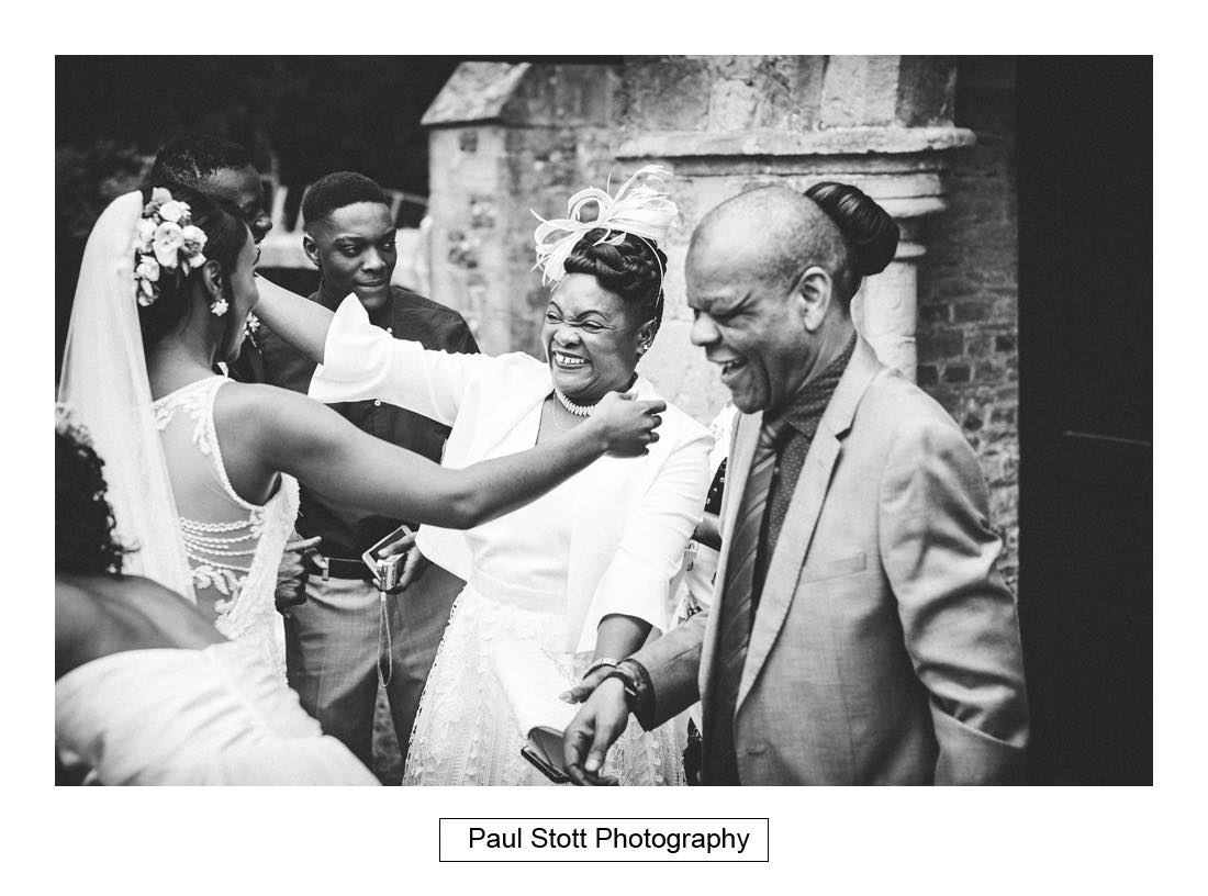 wedding ceremony chiddingfold 005 1 - Wedding Photography Russets Country House - Alisha and Oscar