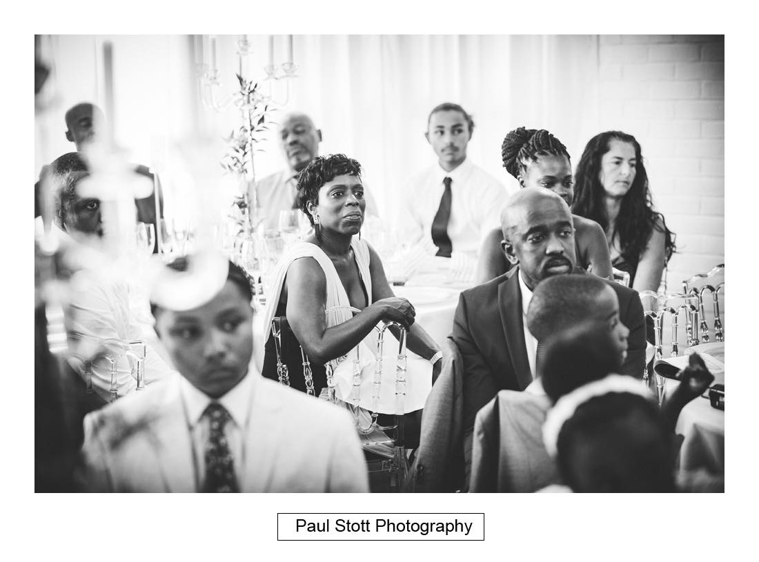 wedding guests russets 003 1 - Wedding Photography Russets Country House - Alisha and Oscar