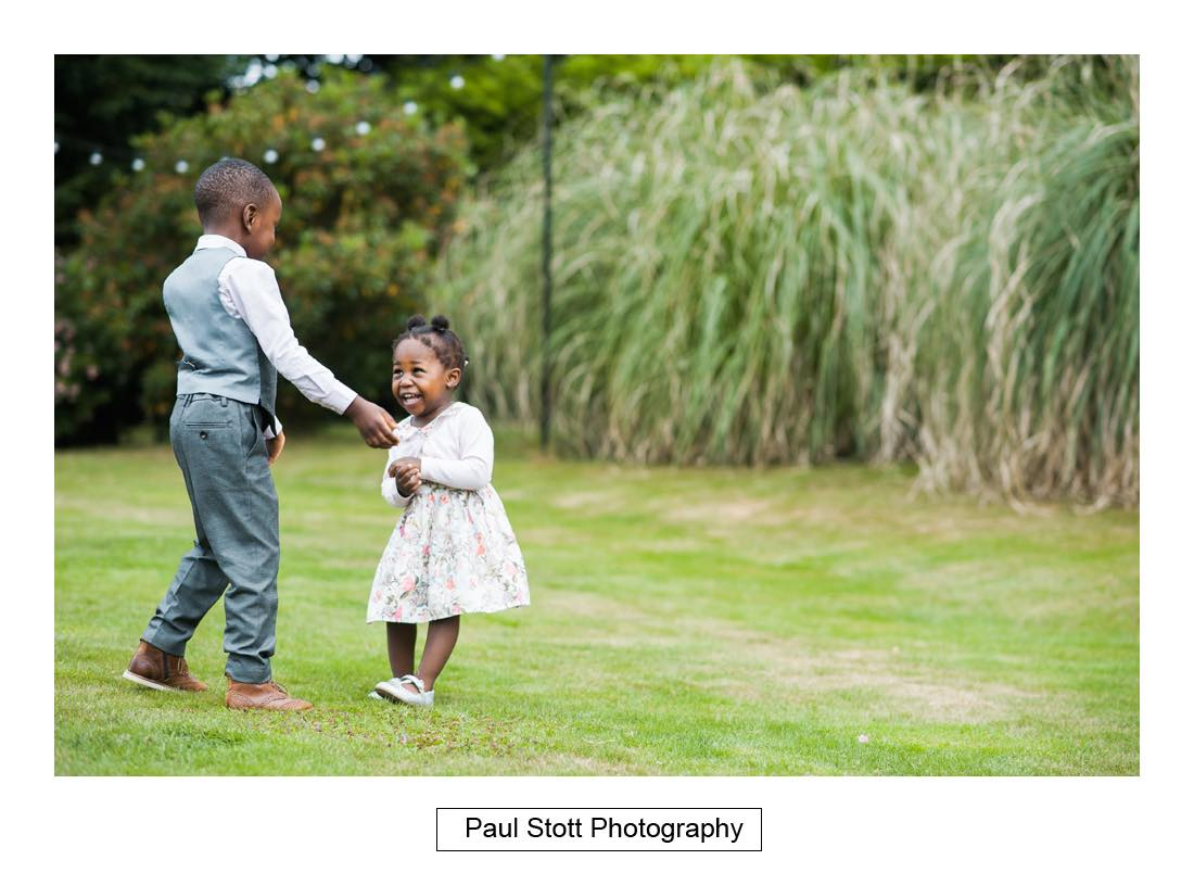 wedding guests russets 009 1 - Wedding Photography Russets Country House - Alisha and Oscar