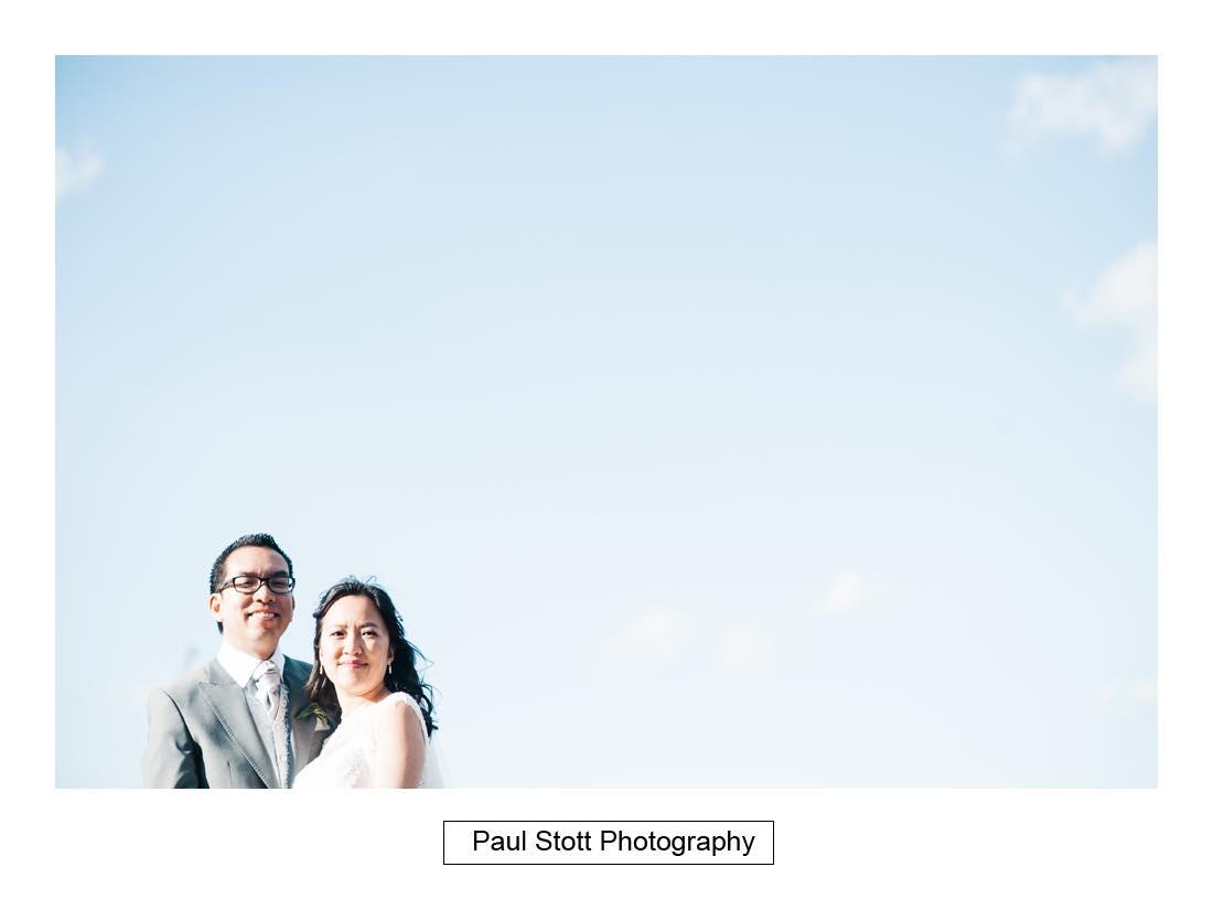 wedding photography millenium bridge 005 - Wedding Photography Somerset House - Christina and Colin