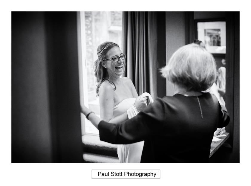 bridal preparation 003 - Leadenhall Market  Wedding Photography - Ben and Elle